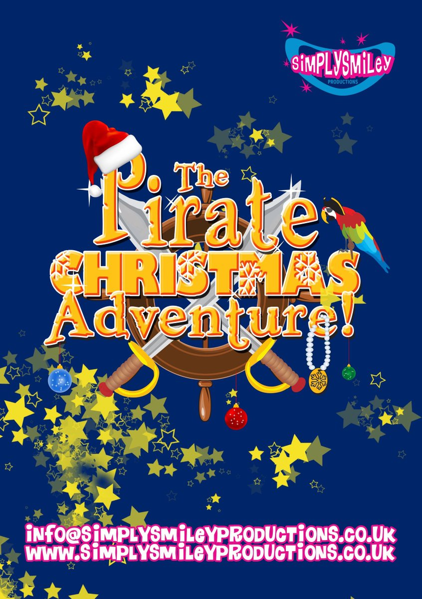 Are you ready for some ace Pirate entertainment? #christmasparty2016 #pantomime #pirates #christmasinlondon #mumsinlondon #funpic.twitter.com/kmJ0vC6N7p