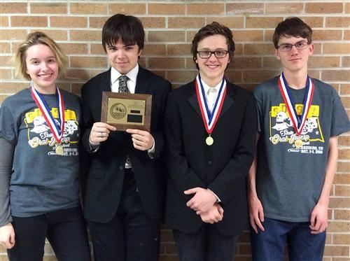 Junior achievement excellence through ethics essay contest