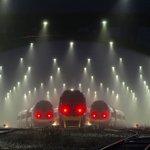 デンマークの駅が怖い…暗黒面に墜ちた機関車トーマスかよこれ…!