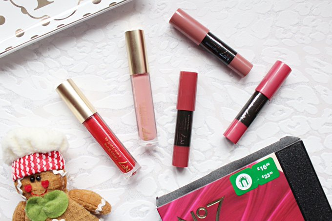 No7 All About Pink Lip Library (+ Swatches)