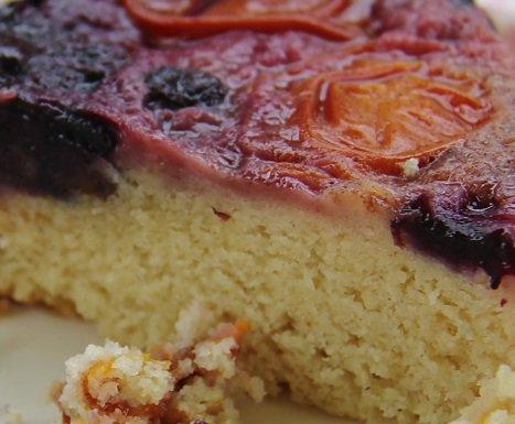 Southern Plum Cake