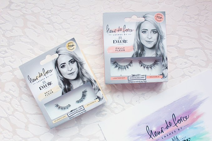 NEW Eylure x Fleur de Force Lashes