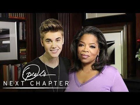 Justin Bieber Video Show Oprah Winfrey, un fenomeno del nostro tempo