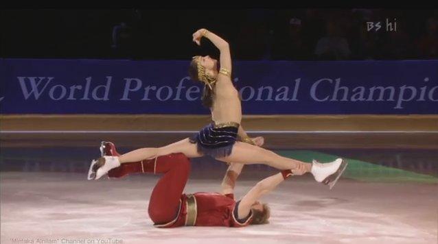 Анжелика Крылова - Паскуале Камерленго / Detroit Skating Club Cz_ML5nXcAAjgPp