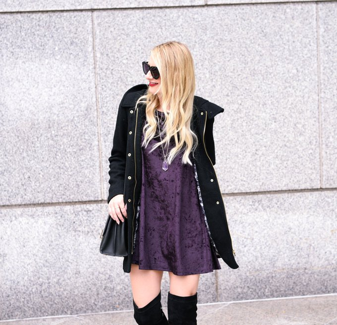 Friday Five: 5 Ways to Try the Velvet Trend