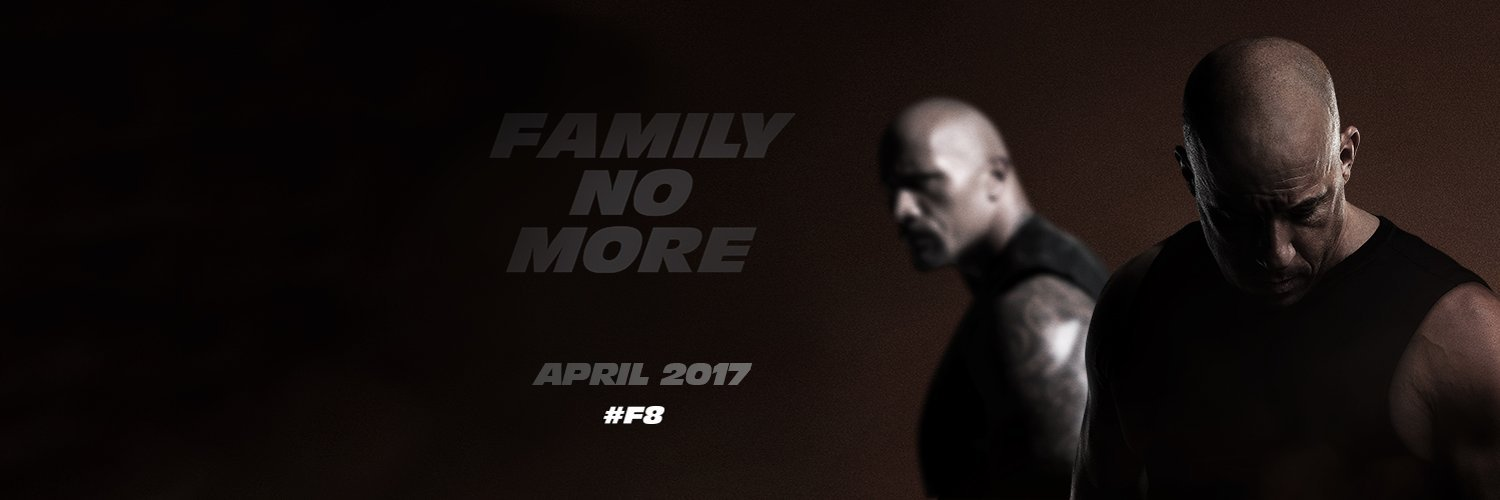 The Fate of the Furious Banner