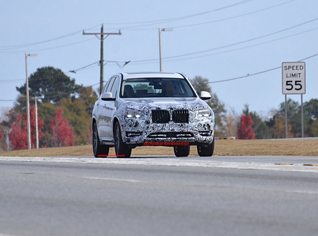 2018 BMW X3 G01 New Spy Shots And Official Release Date >> Palbay Palbay Spyshots Bmw Next Gen G01 X3 Spyshots