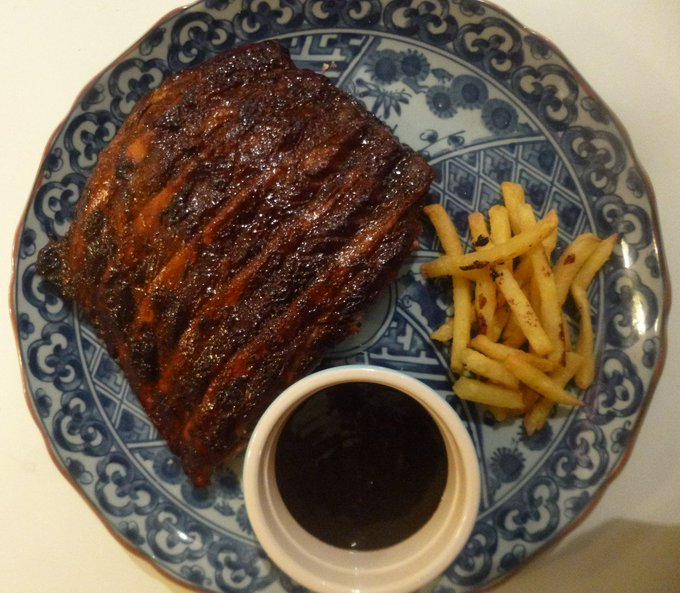 Sticky and Tender Chinese Char Siu Style Ribs Recipe