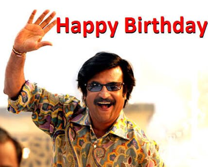 Yugendhar Sai On Twitter Wish You Happy Birthday Rajinikanth