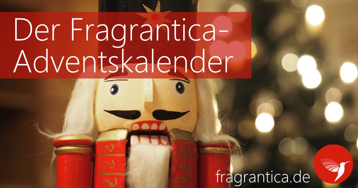 Teaser des Fragrantica Adventskalernds