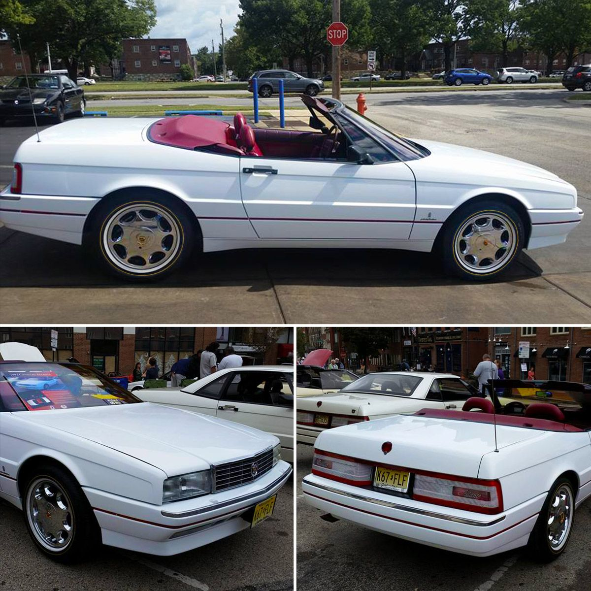 Vogue tyre on twitter submissionsunday 1992 cadillac allante fb mike astringer check out his restoration album on this fine automobile