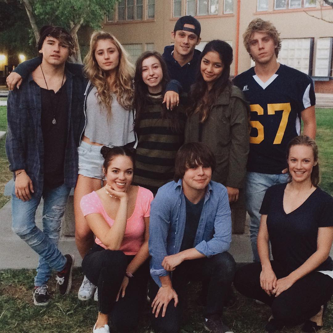 t@gged on Twitter: Hey UK! You can now see this crew on