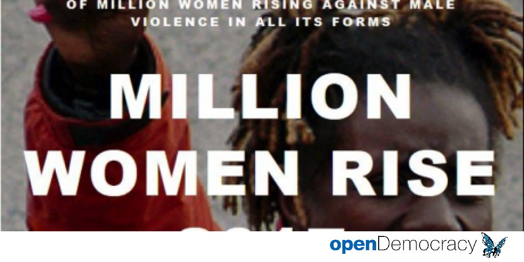To exist is to resist: Million Women Rise by SABRINA QURESHI| openDemocracy https://t.co/38IGLzpqmF https://t.co/ge3upOqq7k