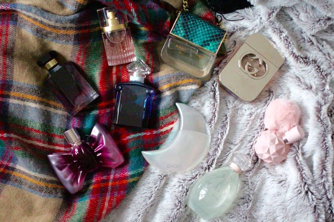 The Autumn/Winter Fragrance Edit