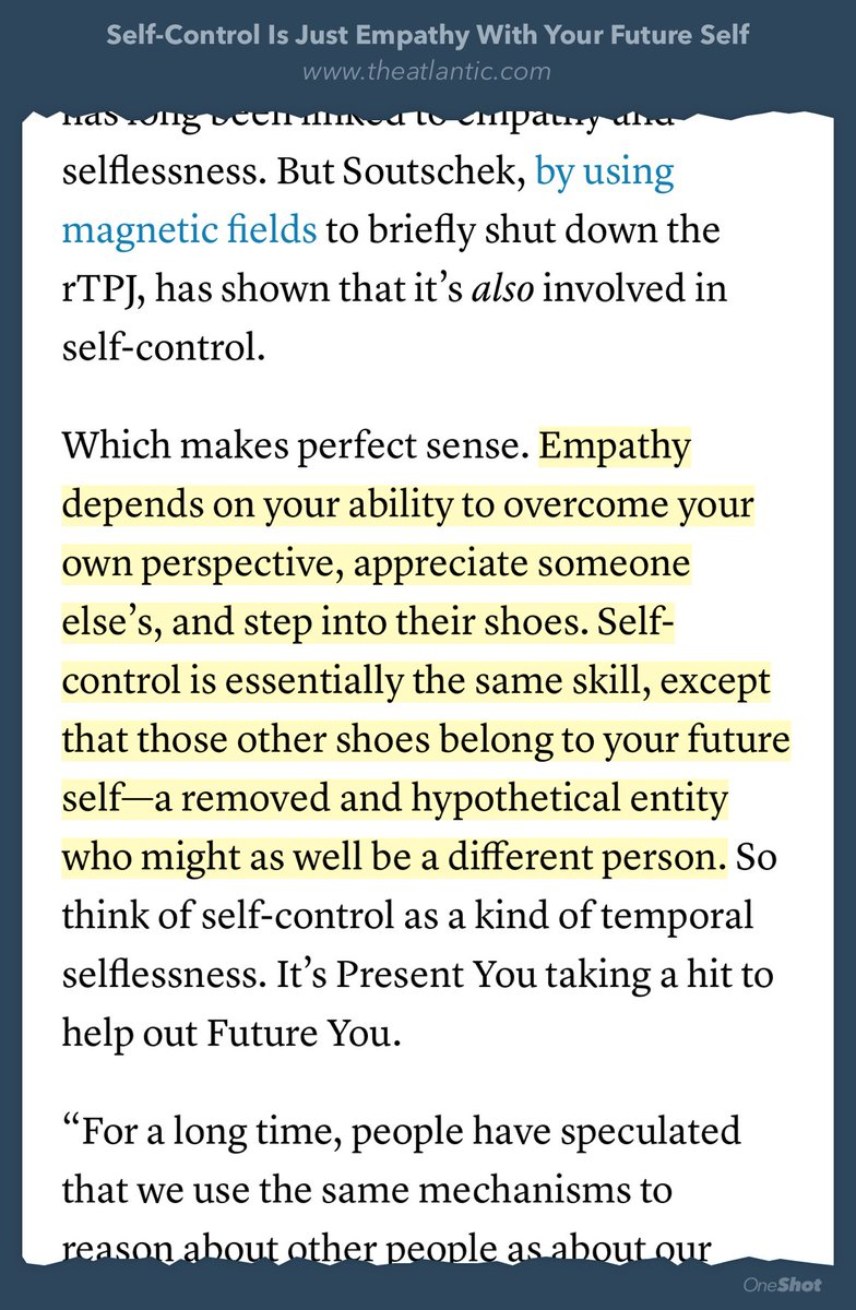 I knew that the empathy and self-control must be somehow connected https://t.co/Q9CxwsMkVe https://t.co/J4ro4I9bz6