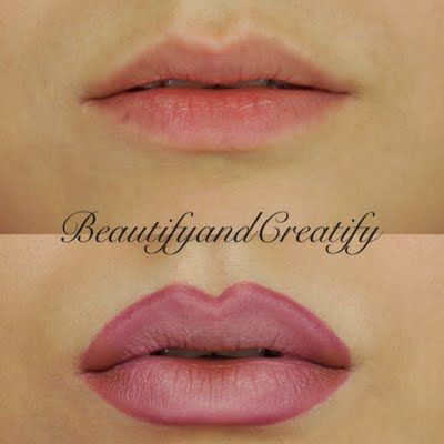 Kylie Jenner Lips Using Lip Contouring by Delia