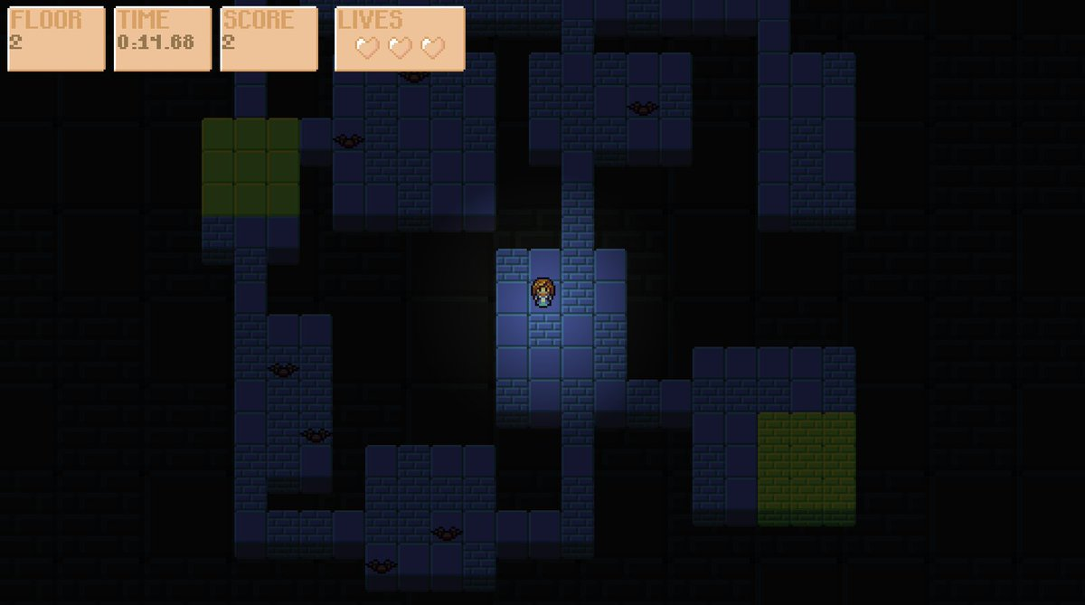 So yeah. Here's my small Ludum Dare 37 game on @itchio. I'm actually kinda happy with it! https://t.co/3Ml2wUI0jj https://t.co/E1LsoHIlAL