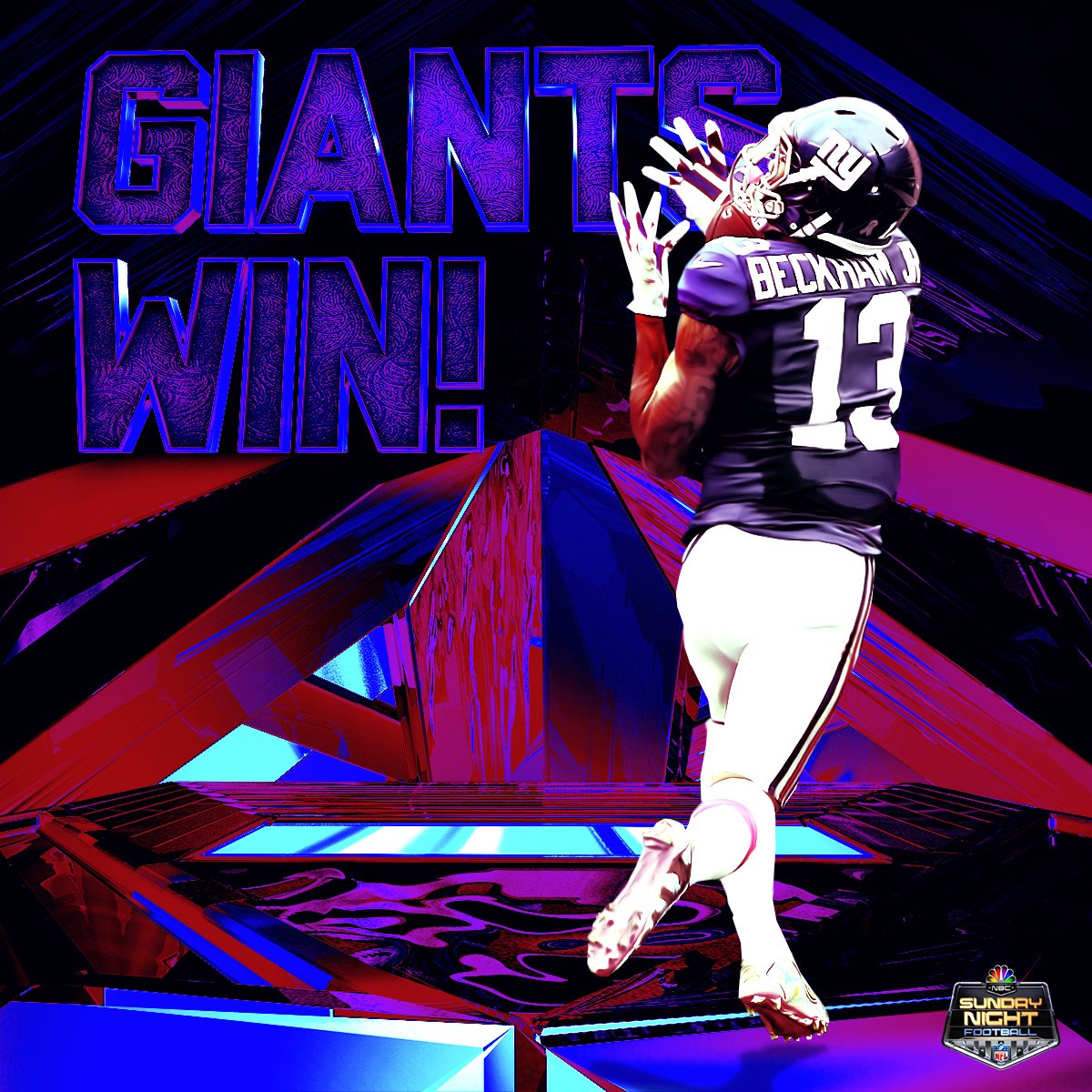 They've done it again! The @Giants defeat the Cowboys for the 2nd time this season, 10-7. #DALvsNYG