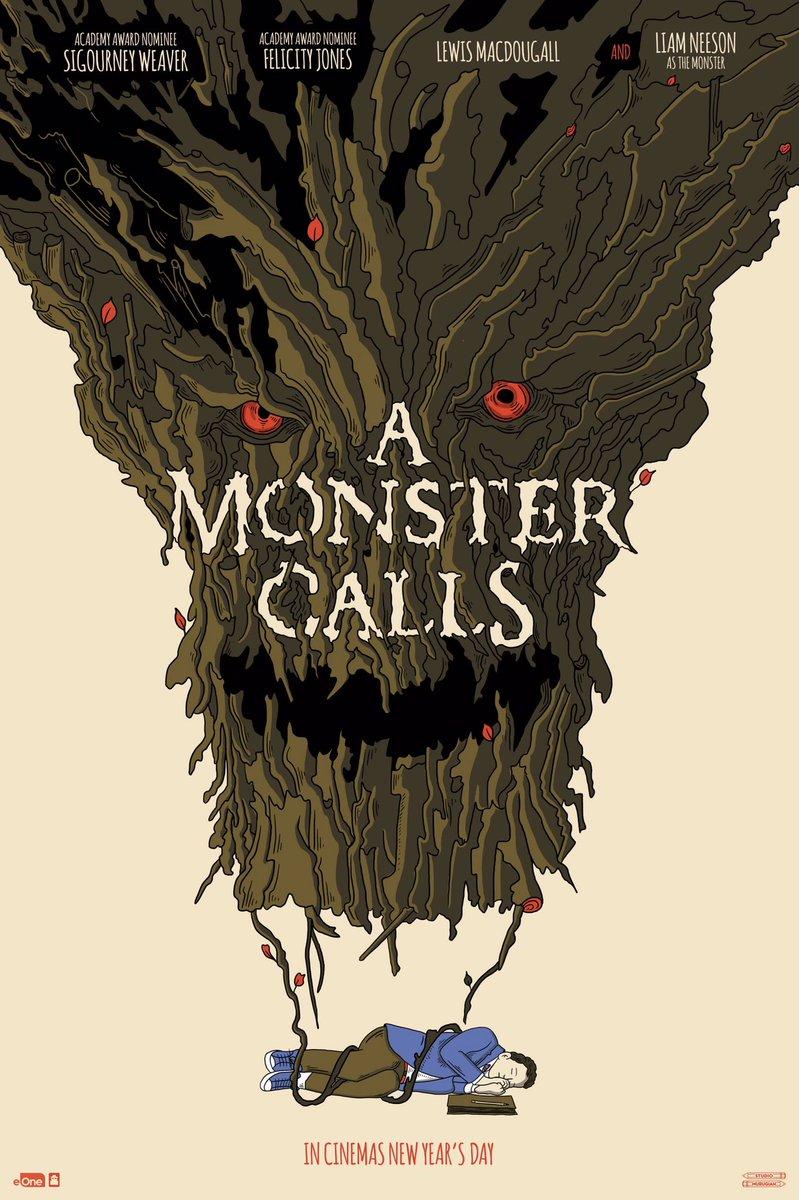 Resultado de imagem para the monster call