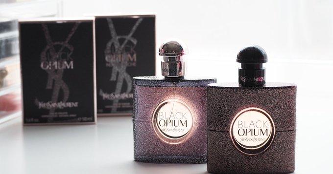 YSL Black Opium & Black Opium Nuit Blanche Review