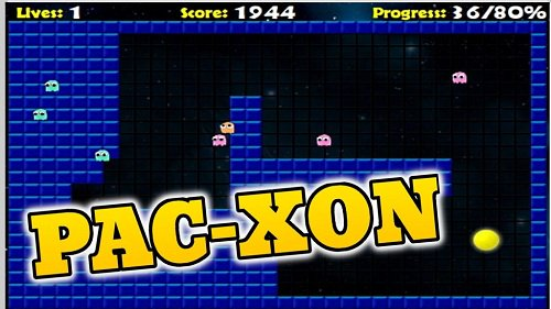 Thumbnail for Game Pacxon