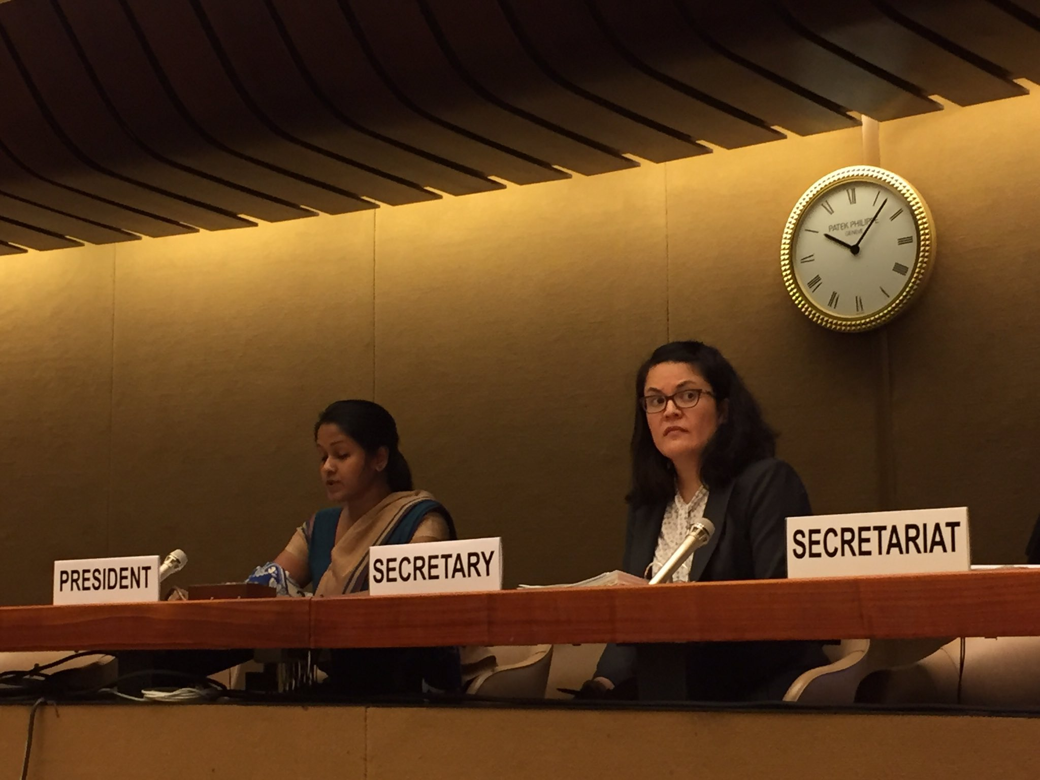 Sri Lanka as president of last Convention on Conventional Weapons meeting invites Pakistan to preside over this 5th Review Conference #CCWUN https://t.co/6dc1jtxKIv