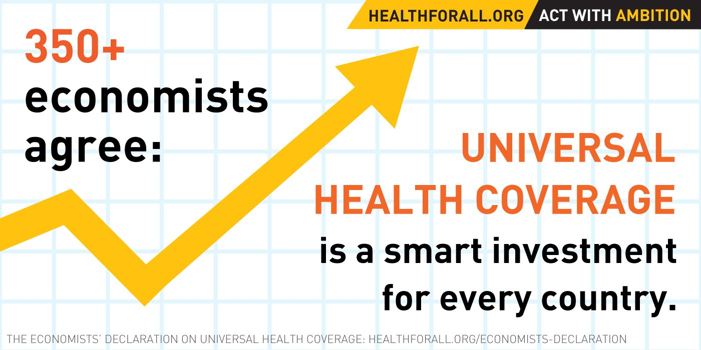 Happy #UHCDay! Helping everyone access life-saving interventions so they can stay healthy makes sense! #HealthForAll #vaccineswork https://t.co/rWHRUwhPWK