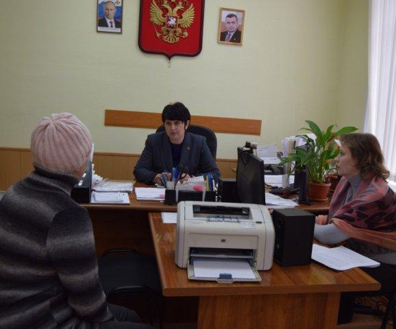 Сегодня в России проводится единый день приёма