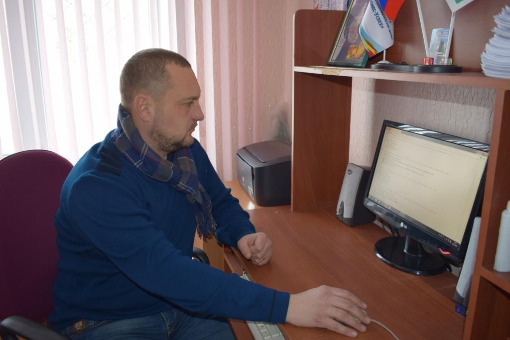 Алексей Домнин принял участие в опросе