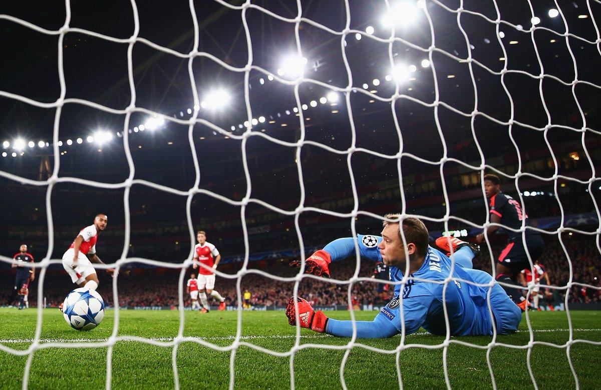 .@Manuel_Neuer: Arsenal ist eine spielstarke Mannschaft und ich schätze sie aktuell stärker ein als in den Jahren zuvor. #FCBARS