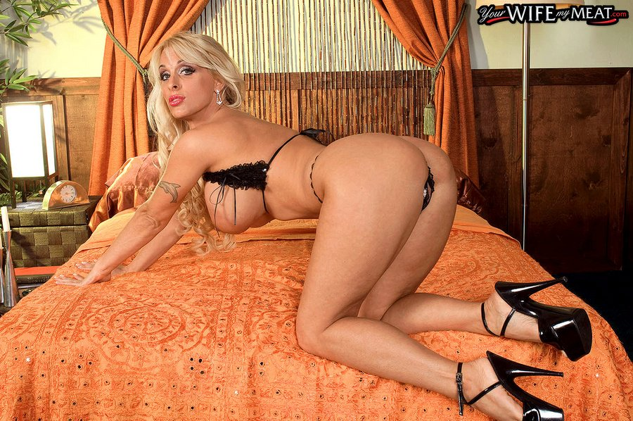 My Wife Your Meat Holly Halston D 23
