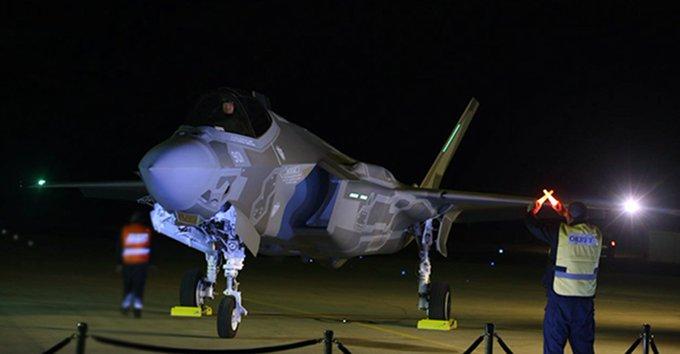 إسرائيل تتسلم أولى مقاتلات «إف 35» الأميركية في ديسمبر - صفحة 2 Czf45RzXAAE8H8o