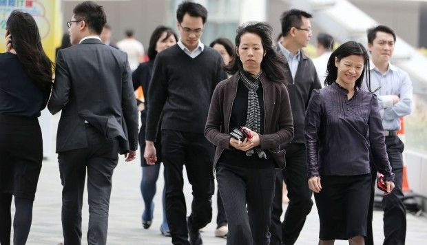 Hong Kong pay increases fall as fewer employers seek to boost workforce, survey finds