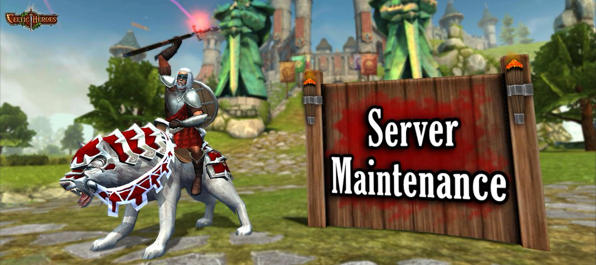 celtic heroes on twitter hey heroes quick server restart as we do