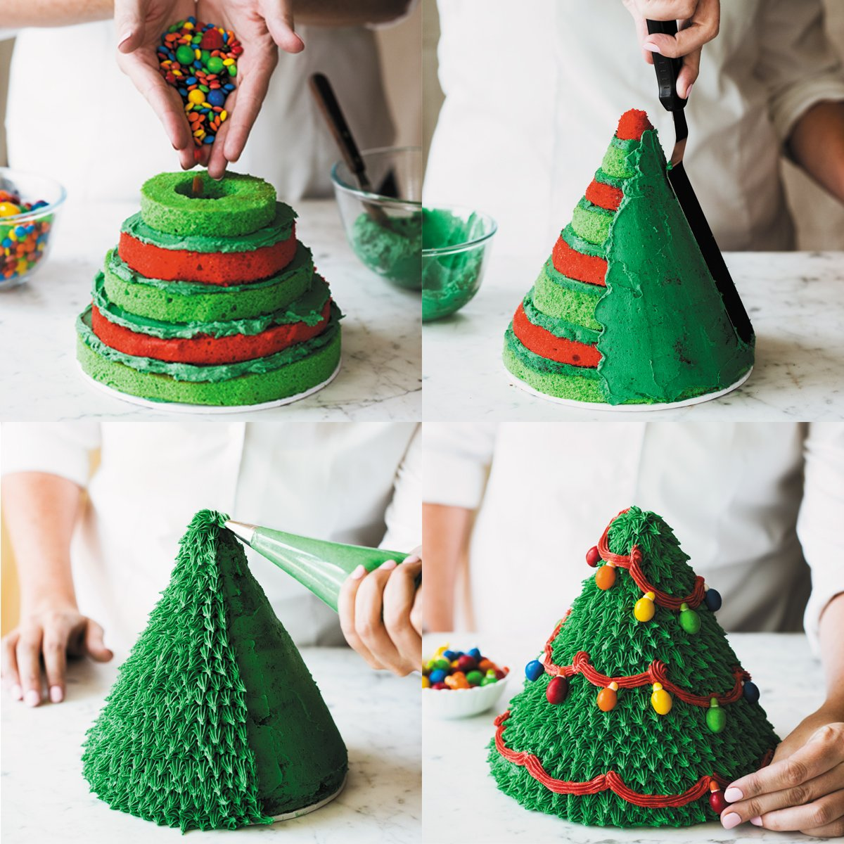 Get in the Christmas spirit with these two festive recipes from @CupcakeAddictAU -->  https:// wordery.com/blog/christmas -tree-surprise-cake-recipe-584eb5f0e3407?utm_source=twitter&utm_campaign=christmas-2016&utm_medium=social  …  #sweetcelebrationscookbook <br>http://pic.twitter.com/8xr3njHG0t