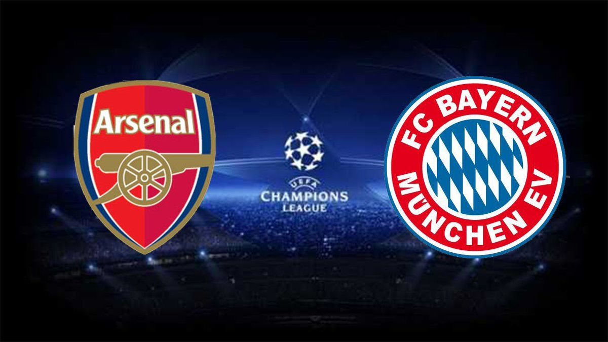 bayern munich vs arsenal full match