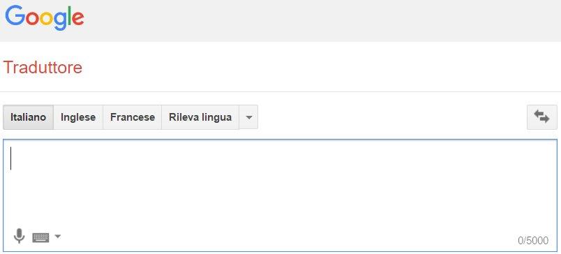 Come tradurre un file PDF da inglese a italiano con Google Traduttore