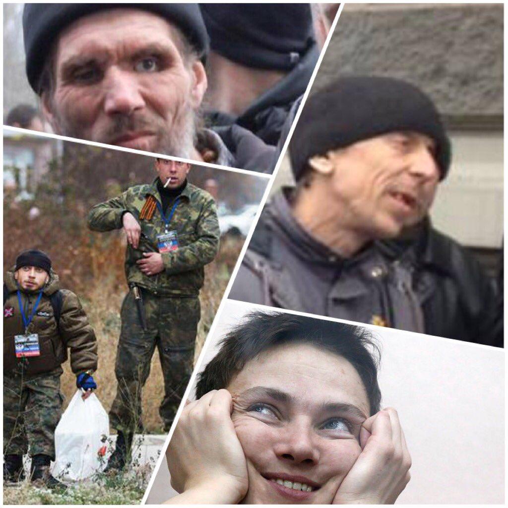 """""""Общество заткнется"""": сестра Савченко прокомментировала встречу Надежды с террористами - Цензор.НЕТ 7518"""