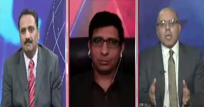 Mujahid Live  – 12th December 2016 - Panama Leaks Ka Kia Hoga thumbnail
