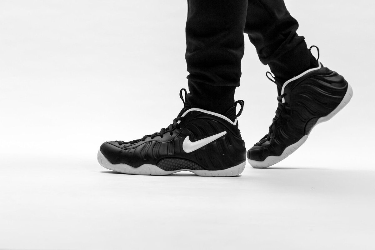 wholesale dealer a44c6 aa7c7 On foot shots of the Nike Air Foamposite Pro  Dr.Doom   http   thesolesupplier.co.uk news launching-wednesday-nike-air-foamposite -pro-dr-doom  ...