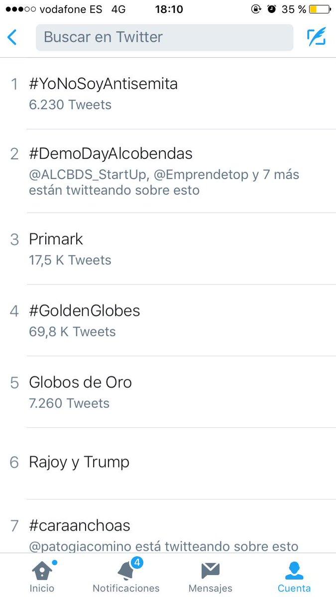 Nos acabamos de enterar que somos #TrendingTopic en España. El #DemoDayAlcobendas se merecía este reconocimiento. ¡Gracias a todos! @eoi https://t.co/gjETPS4hZJ