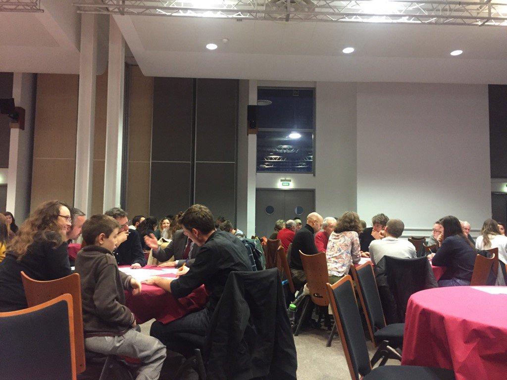 Forum #planclimat @TlseMetropole : réflexions en cours sur les sujets<br>http://pic.twitter.com/g9YWFCyCP6