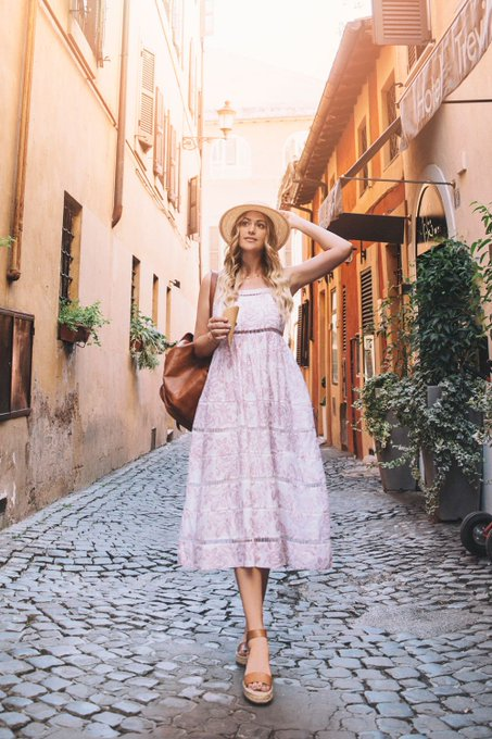 Rome Travel Diary by Caitlin Lindquist of the Travel Blog Dash of Darling