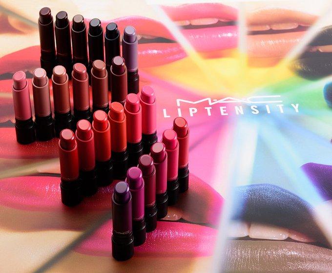 Round-up: MAC Liptensity Lipsticks Overview