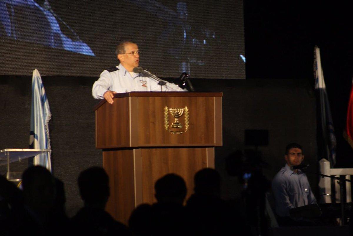 إسرائيل تتسلم أولى مقاتلات «إف 35» الأميركية في ديسمبر - صفحة 2 Czfrm7xXgAIAhCH