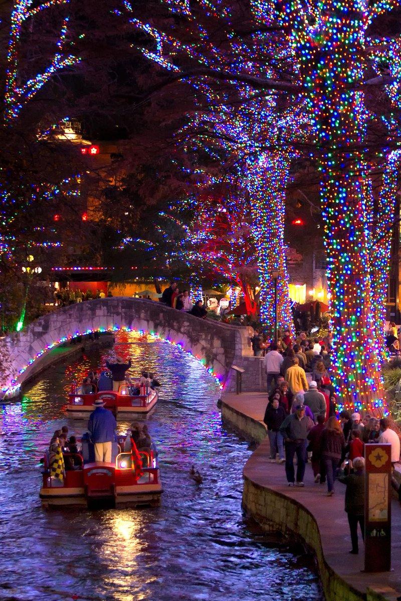 Best Christmas Lights In San Antonio