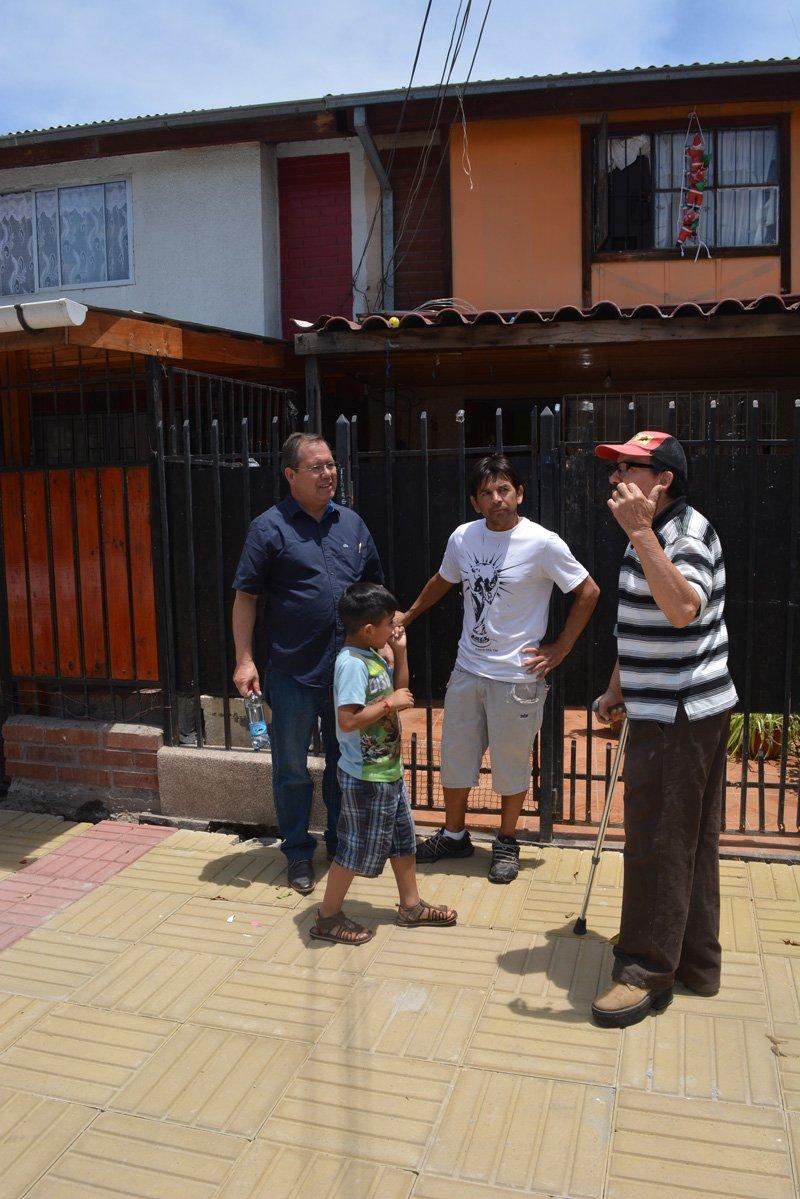 Paseos peatonales La Granja  ̶V̶I̶ ̶E̶t̶a̶p̶a̶ VII Etapa | Avances CzgH7qNXAAAKPzL