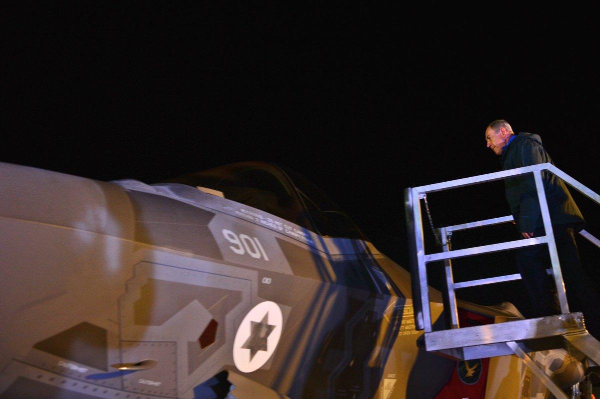 إسرائيل تتسلم أولى مقاتلات «إف 35» الأميركية في ديسمبر - صفحة 2 CzgOSQ3XgAALgM7
