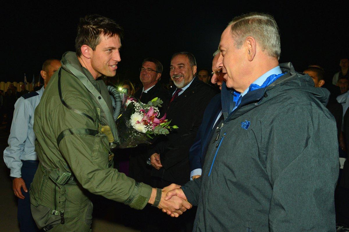 إسرائيل تتسلم أولى مقاتلات «إف 35» الأميركية في ديسمبر - صفحة 2 CzgOSRmWgAIkYBV