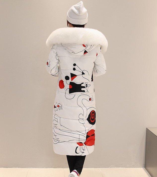 зимнее пальто с капюшоном больших размеров для женщин в москве